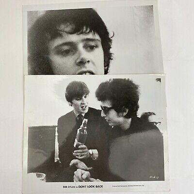 Vintage Photos Original Movie Stills Don't Look Back Bob Dylan 1967