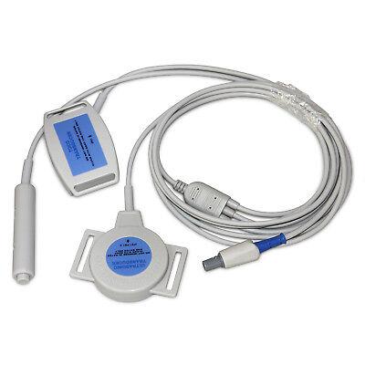 A Three-in-one Transducersultrasound Transducer 1toco Transducerremote Marke