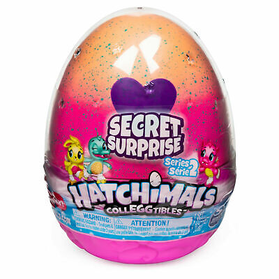 Hatchimals Colleggtibles Secret Surprise Series 2 (Styles May Vary), NEW!