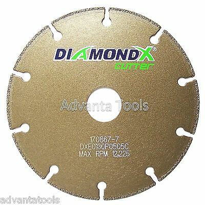 5 Metal Cutting Diamond Blade Cut-off Wheel - Type 1 For Angle Grinders