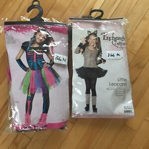 Costume Halloween pour fille