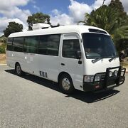 Toyota coaster camper van Price reduced. Swan View Swan Area Preview