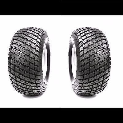 (2) Turf Lawn Mower 24X9.50-12 24X950-12 4Ply Tires LIGHTFOOT TIRES