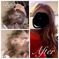 Hair extension sale mobile service avail same day apts avail