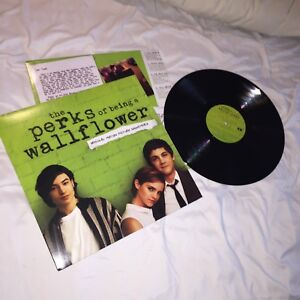 The Perks of Being Wallflower Movie Soundtrack Vinyl Record