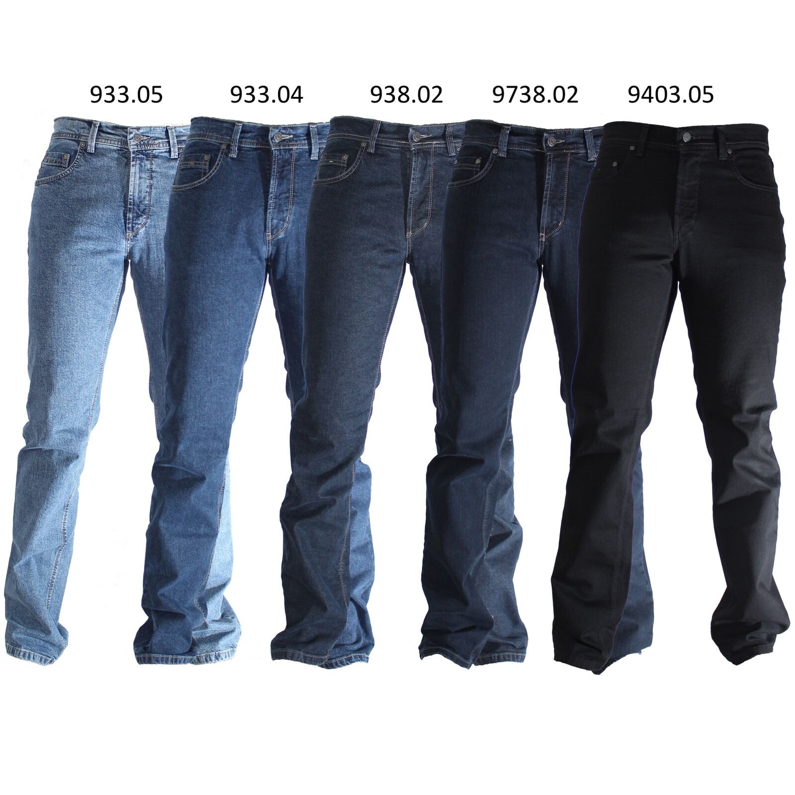 Купить Pioneer Rando Modell 1680, Regular Fit Stretch Jeans, на eBay ... f25d3138d5