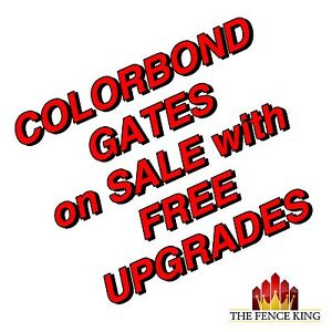GATES COLORBOND ON ***SALE*** Joondalup Joondalup Area Preview