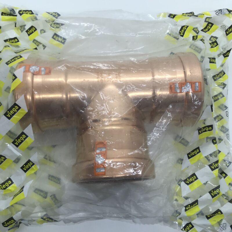 """3"""" 20693 VIEGA XL-C ProPress TEE  P X P X P For Copper Tube Pipe"""