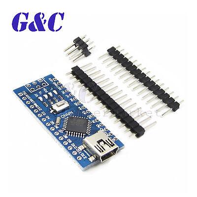 Nano V3.0 Mini Usb Atmega328p 5v 16m Micro-controller Board Arduino