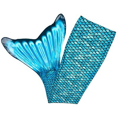 Factory Seconds Kids Size Fin Fun Mermaid Tail Skins for Swimming No Monofin (Swimming Skins)