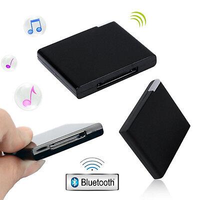 30 Pin Bluetooth Dock Adapter Wireless Musik Audio Receiver iPad iPhone iPod Ipod Bluetooth Adapter