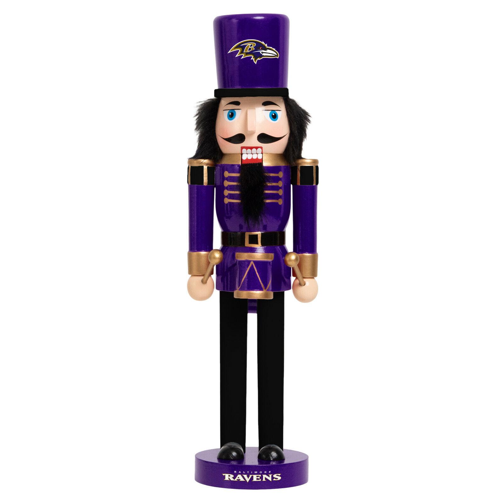 NFL Nußknacker Baltimore Ravens Nutcracker Holiday 2019 Weihnachten Nussknacker