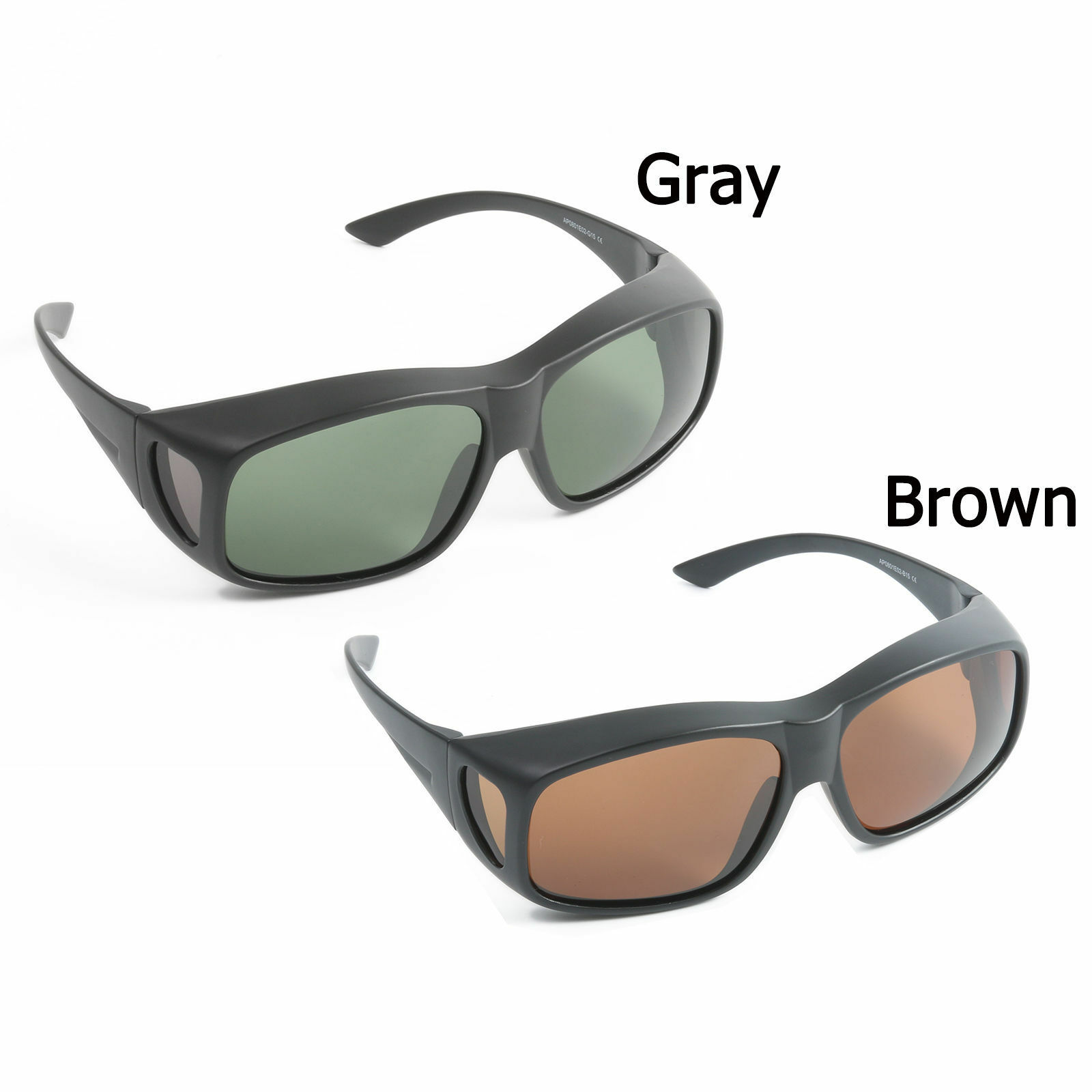 5ee57a79f8 Details about Maxcatch Fly Fishing Polarized Sunglasses Eyewear Lense Cover  Fit Over UV400