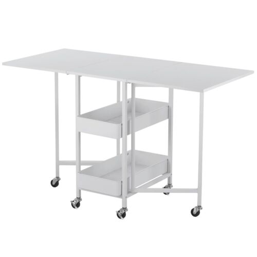 Kensington Table Rolling Cart by Simply Tidy