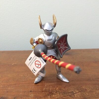 Papo Figurine Knights - Papo Castle & Knights Series 2001 Jousting Knight Figurine Medieval 3