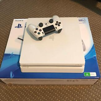 Playstation 4 500gb - Perfect Condition - deliver or pickup