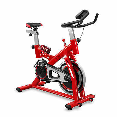Indoor Cycling Bike Stationary Trainer Exercise Bicycle with
