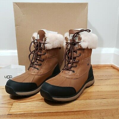 UGG Adirondack III Waterproof Women's Snow Boots NEW  size 6
