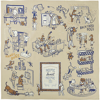 Primitives by Kathy Dish Towel - Home Sweet Home, Dog Lover