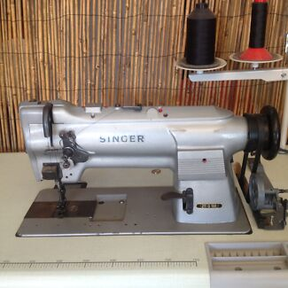 Singer 211 G 166 walking foot industrial sewing machine Byron Bay Byron Area Preview