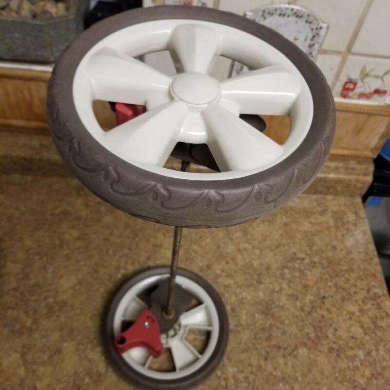 Baby Trend Model # ST19962 Stroller Rear Wheel Replacement Beige /2009