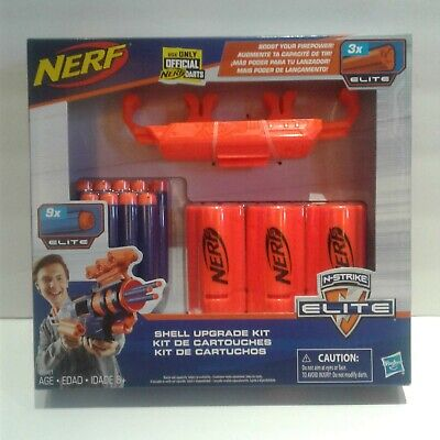 Nerf N Strike N-Strike Elite Shell Upgrade Kit ***BRAND NEW***FACTORY SEALED***