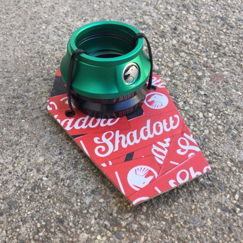 SHADOW STACKED INTEGRATED HEADSET 1 1//8 BMX BIKE HEADSETS SHADOW SUBROSA