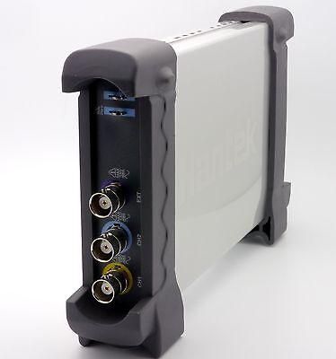 Hantek Pc Based Usb Digital Storage Oscilloscope 6212Be  200Mhz Bandwidth