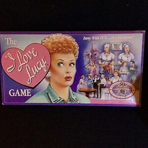 I Love Lucy game Limited 50th edition - please check other ads