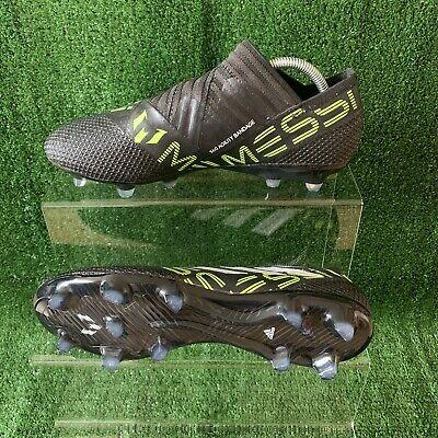 New Mens Adidas Nemeziz Messi 360 Agility Bandage FG Football Boots UK Size 10.5