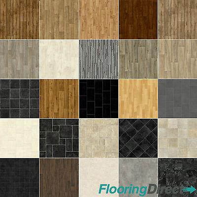 Quality Non Slip Vinyl Flooring Lino Kitchen Bathroom