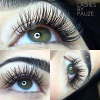 Eyelash Extension** Promotion New client**