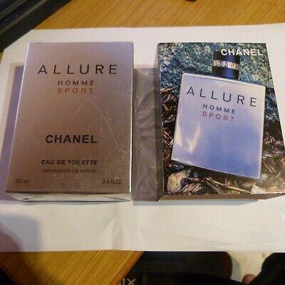 Eau de parfum Allure homme sport de Chanel 100ml neuf sous blister