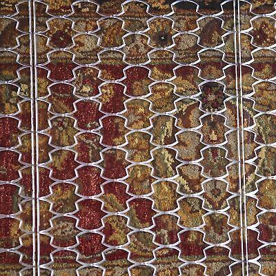 Resilia - Mosaic Pattern Clear Vinyl Plastic Floor Runner/Pr
