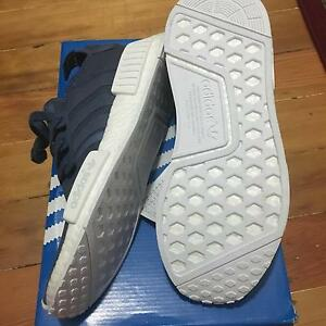 ADIDAS NMD R1 9.5US Blue 3M DS Sydney City Inner Sydney Preview