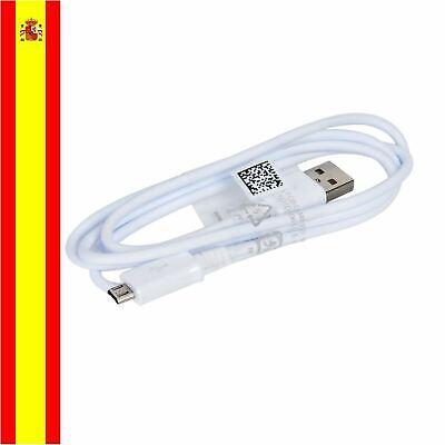 Cable cargador datos USB micro USB para Xiaomi Huawei Samsung Android