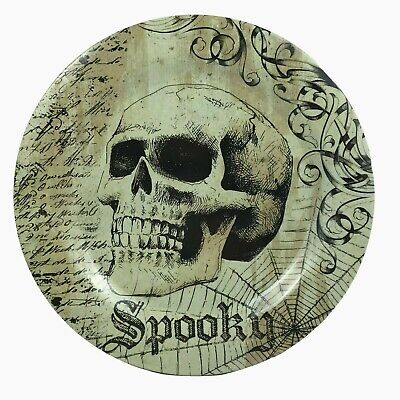 Spooky Halloween Dinner (Halloween Melamine Dinner Plates 11