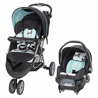 Asiento de coche para bebé y cochecito Boy Infant Kid Travel System Uni Newborn Combo Set