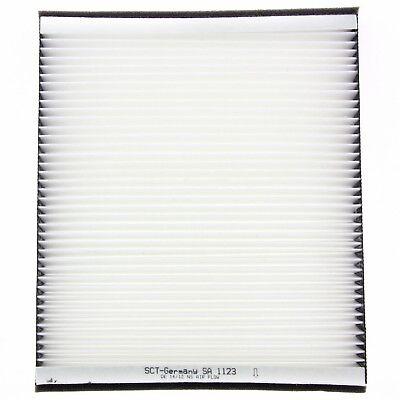 SCT Innenraumfilter Luftfilter SA 1123 Pollenfilter Luft Filter