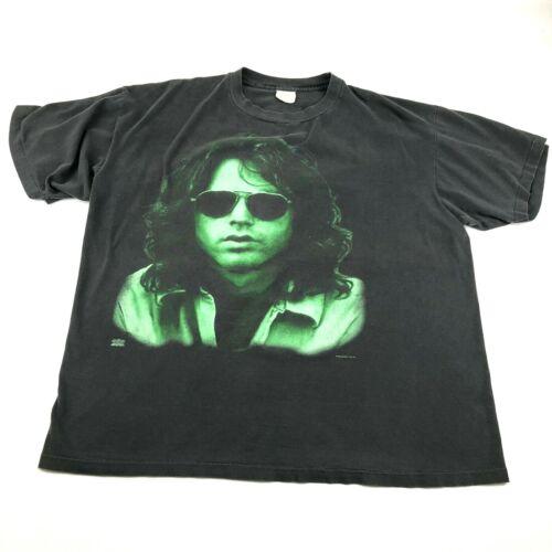 Vintage Winterland Jim Morrison T-Shirt Mens XL The Doors 1994 Single Stitch