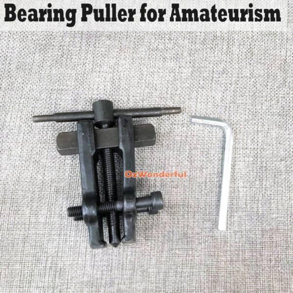 Selta Taiwan Battery Terminal Puller 2 Jaws Bearing Pullers Alternator Bearing