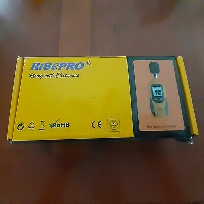 Risepro Mini Sound Level Meter