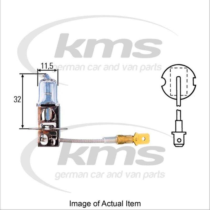 New Genuine HELLA Fog Light Bulb MK2 8GH002090133 Top German Quality