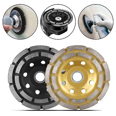 4.5 Diamond Segment Grinding Wheel Disc Grinder Cup Concrete Stone Granite Cut