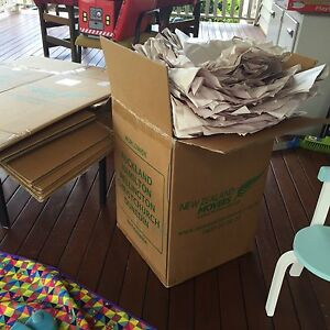 Lot of 10 moving boxes 44x44x62cm Morningside Brisbane South East Preview