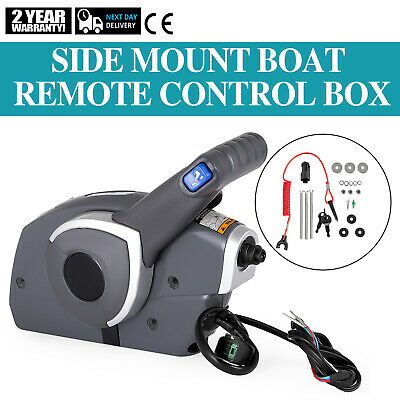 Boat Remote Control Box Throttle/Shift for BRP Johnson Evinrude Outboard 5006180