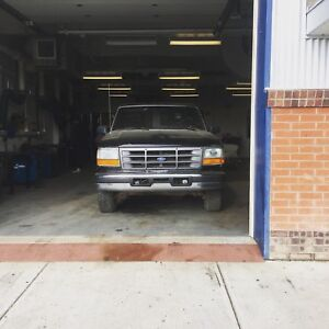 94 ford xlt 4x4 project truck