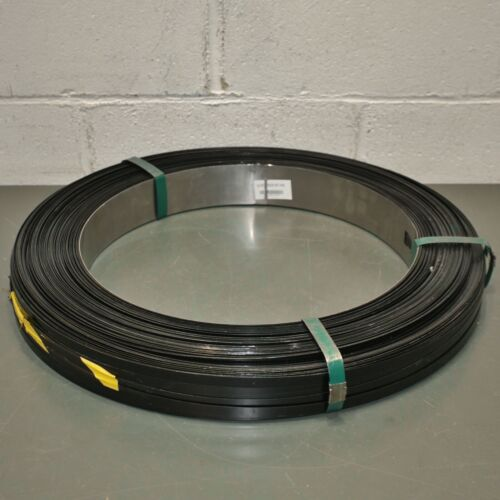"Low Carbon Steel Strapping 16P033, 1/2"" W x 2558"