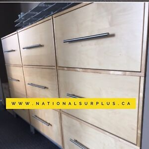 Filing cabinets , 3 Drawer