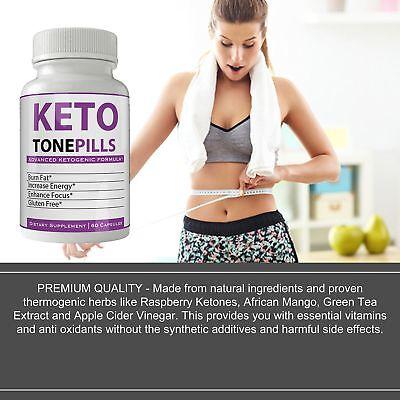 Keto Tone Pills Weightloss Supplement Keto Diet Tablets - Fire Up your Fat Bu... 7
